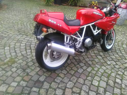 1991 DUCATI 900 SS first  SC2 Modell SOLD (picture 2 of 5)