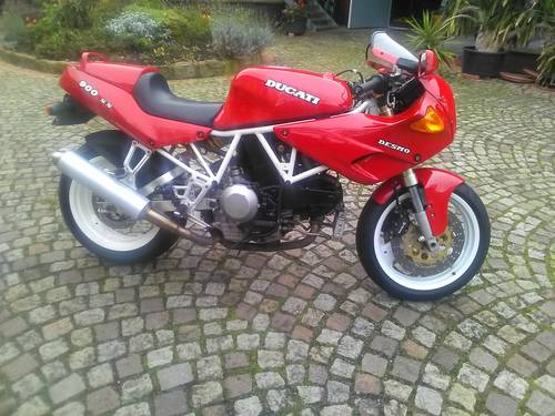 1991 DUCATI 900 SS first  SC2 Modell SOLD (picture 3 of 5)