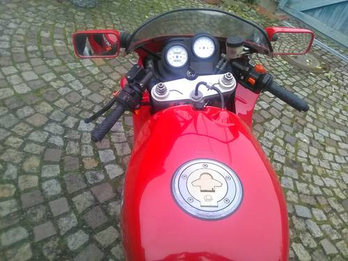 1991 DUCATI 900 SS first  SC2 Modell SOLD (picture 4 of 5)