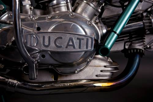 1974 Ducati 750 Supersport aka Greenframe For Sale (picture 4 of 6)