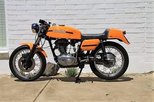 1974 Ducati 350 Desmo For Sale (picture 1 of 6)