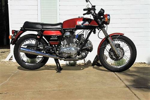 1974/78 Ducati 750GT For Sale (picture 3 of 6)