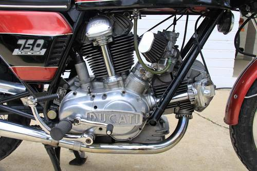 1974/78 Ducati 750GT For Sale (picture 4 of 6)