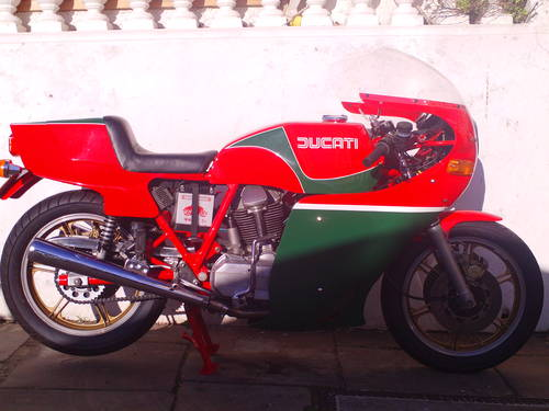 1980 DUCATI 900SS MHR  For Sale (picture 1 of 6)