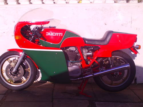 1980 DUCATI 900SS MHR  For Sale (picture 3 of 6)
