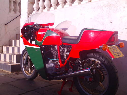 1980 DUCATI 900SS MHR  For Sale (picture 4 of 6)