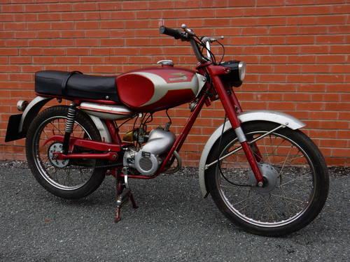DUCATI SL48  1966  48cc For Sale (picture 1 of 4)