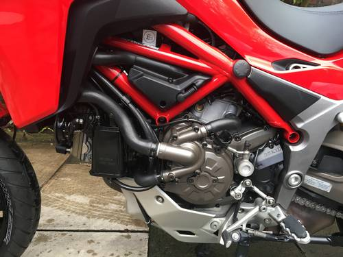 2015 Ducati Multistrada 1200 DVT Touring, Immaculate SOLD (picture 4 of 6)