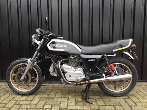 1980 Ducati 900 SD Darmah For Sale (picture 4 of 6)