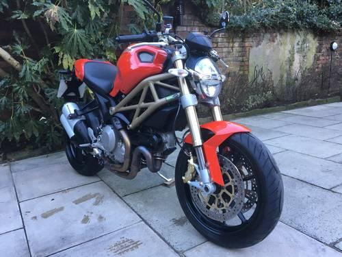 2014 Ducati Monster 1100Evo 20th Anniversary 5600 miles Pristine SOLD (picture 2 of 6)