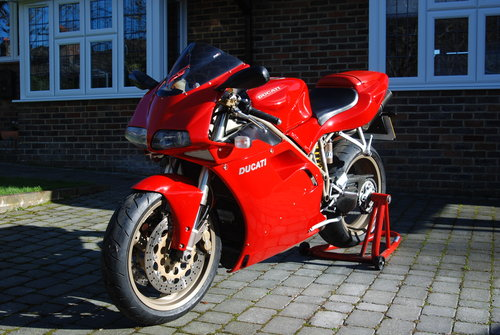 1998 Ducati 916 - Choice of 3!!! SOLD (picture 1 of 6)