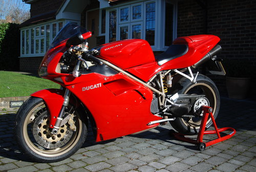1998 Ducati 916 - Choice of 3!!! SOLD (picture 2 of 6)