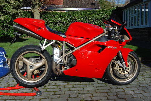 1998 Ducati 916 - Choice of 3!!! SOLD (picture 3 of 6)