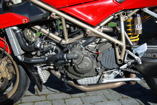 1998 Ducati 916 - Choice of 3!!! SOLD (picture 4 of 6)