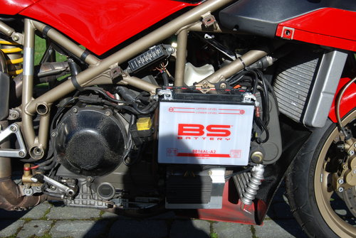 1998 Ducati 916 - Choice of 3!!! SOLD (picture 6 of 6)