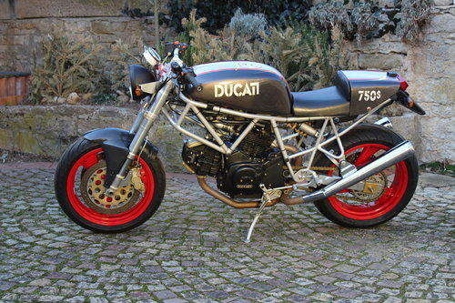 1988 750 Ducati Custom For Sale (picture 3 of 6)