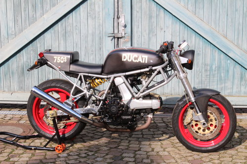 1988 750 Ducati Custom For Sale (picture 6 of 6)