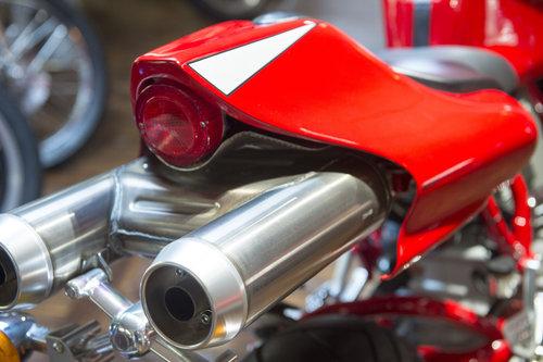2001 Ducati MH900 Evoluzione Brand New Delivery miles For Sale (picture 2 of 6)