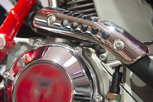 2001 Ducati MH900 Evoluzione Brand New Delivery miles For Sale (picture 3 of 6)
