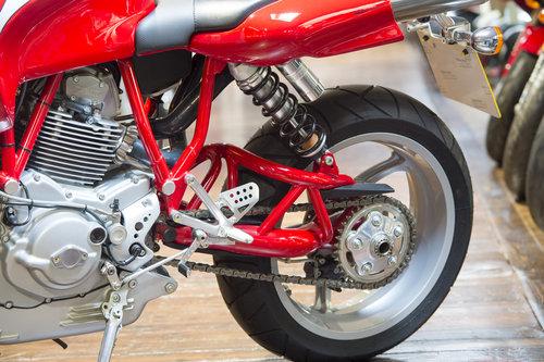 2001 Ducati MH900 Evoluzione Brand New Delivery miles For Sale (picture 4 of 6)