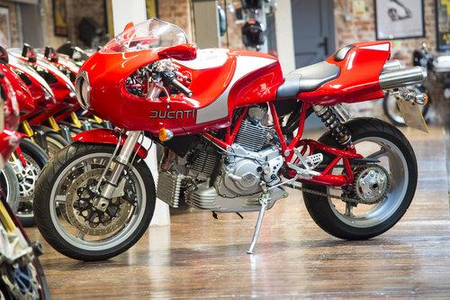 2001 Ducati MH900 Evoluzione Brand New Delivery miles For Sale (picture 6 of 6)