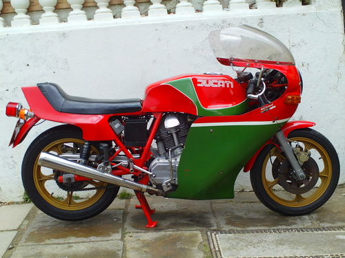1979 DUCATI 900SS MHR FIRST SERIES SOLD (picture 1 of 6)
