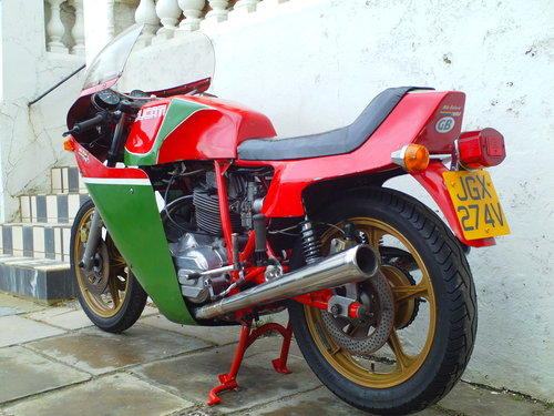 1979 DUCATI 900SS MHR FIRST SERIES SOLD (picture 4 of 6)