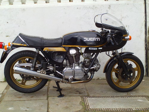 1978 DUCATI 900SS SOLD (picture 1 of 6)