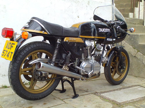 1978 DUCATI 900SS SOLD (picture 2 of 6)