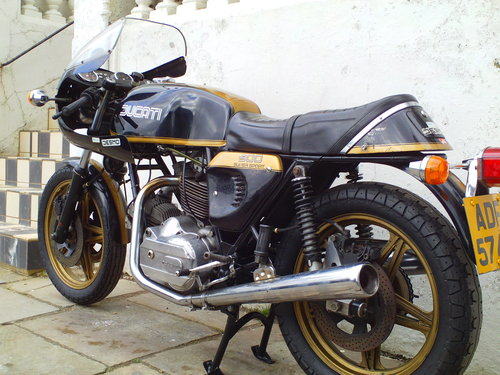 1978 DUCATI 900SS SOLD (picture 4 of 6)