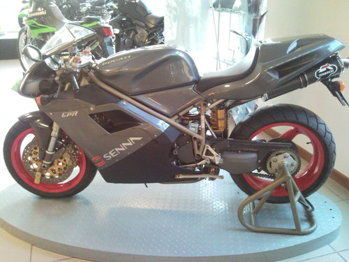 1995 Ducati 916 Senna in stunning conditions For Sale (picture 2 of 5)