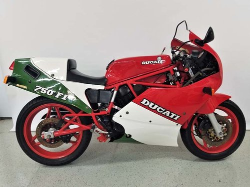 1988 Ducati 750F1 Tricolore For Sale (picture 5 of 6)