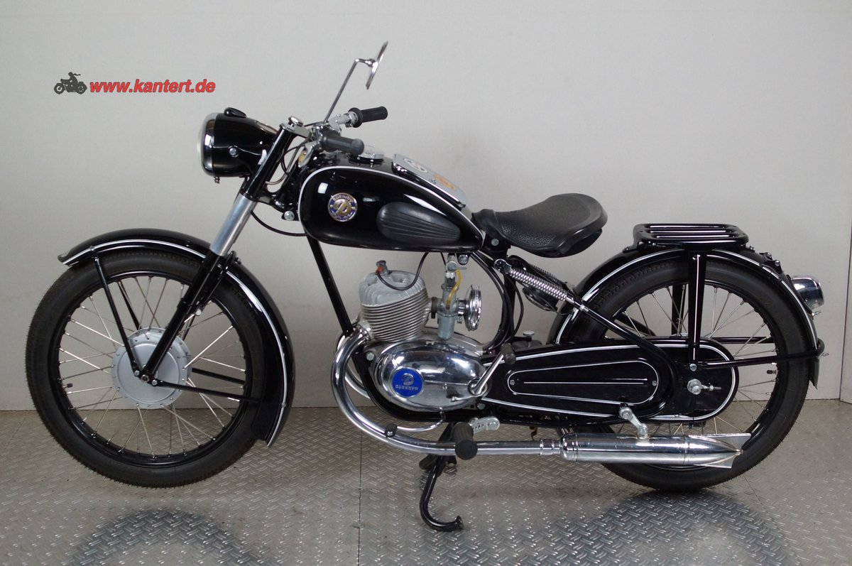 1955 Duerkopp MD 150, 148 cc, 8 hp For Sale (picture 1 of 12)