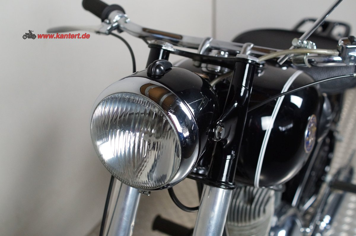 1955 Duerkopp MD 150, 148 cc, 8 hp For Sale (picture 6 of 12)