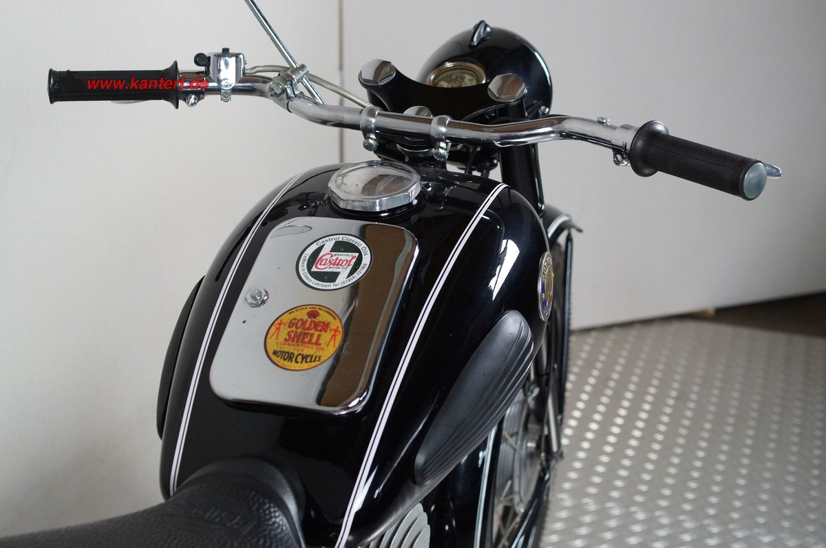 1955 Duerkopp MD 150, 148 cc, 8 hp For Sale (picture 11 of 12)