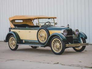 1925 Duesenberg Model A Touring by Millspaugh & Irish For Sale by Auction
