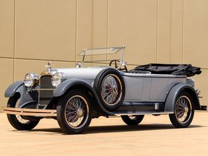 1922 Duesenberg Model A Phaeton  For Sale by Auction