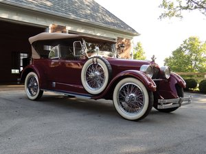 1923 Duesenberg Model A Sport Touring by Rubay For Sale by Auction