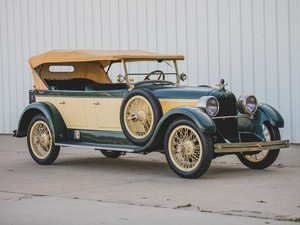 1925 Duesenberg Model A Five-Passenger Touring by Millspaugh For Sale by Auction
