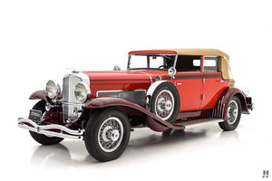 1931  Duesenberg J Convertible Phaeton