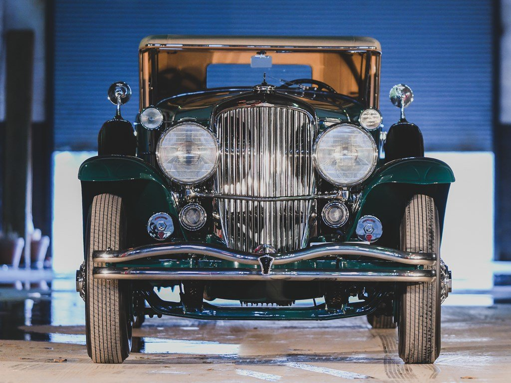 1930 Duesenberg Model J Convertible Coupe by Murphy For Sale by Auction (picture 6 of 6)