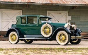 1926 Duesenberg Model A = Go Green driver coming soon $obo For Sale