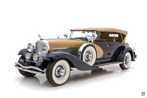 Picture of 1935 Duesenberg Model J Dual Cowl Phaeton For Sale