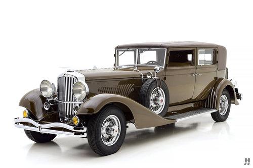 1935 Duesenberg Model J Judkins Special Berline SOLD (picture 1 of 6)