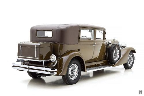 1935 Duesenberg Model J Judkins Special Berline SOLD (picture 3 of 6)