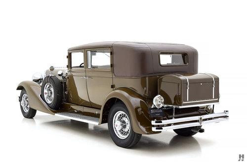 1935 Duesenberg Model J Judkins Special Berline SOLD (picture 4 of 6)