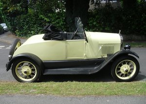 Circa 1923 Durant Runabout Star Four Tourer For Sale by Auction