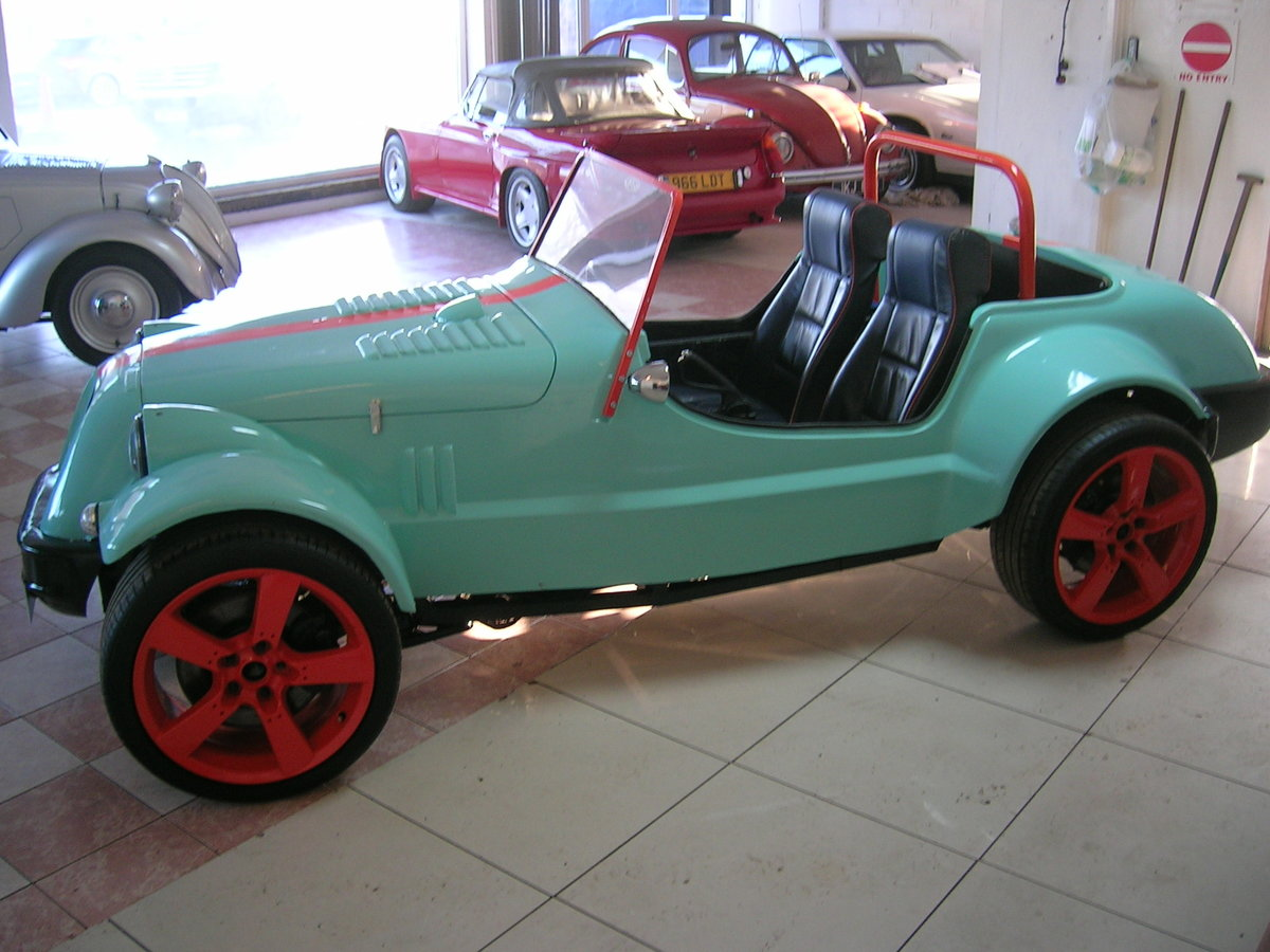 2004 Dutton Melos Kit Car Project RX8 Engine and Gearbox For Sale (picture 2 of 6)