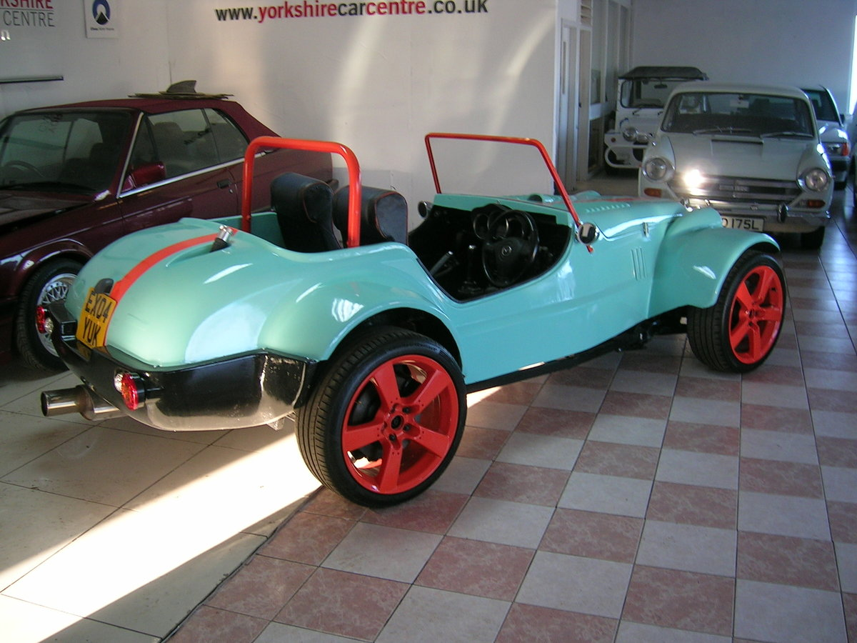 2004 Dutton Melos Kit Car Project RX8 Engine and Gearbox For Sale (picture 4 of 6)