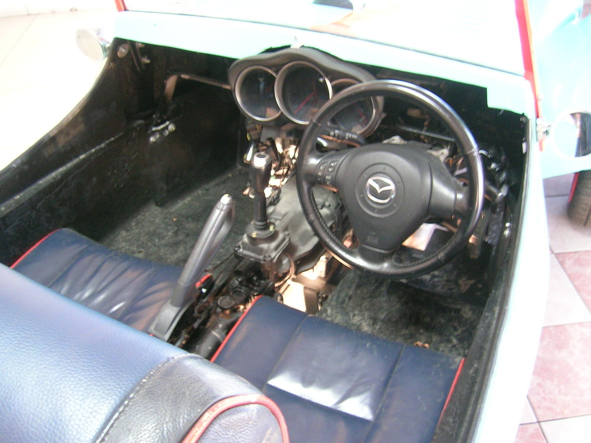 2004 Dutton Melos Kit Car Project RX8 Engine and Gearbox For Sale (picture 5 of 6)